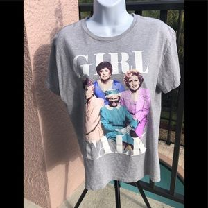 The Golden Girls Streetwear Graphic Tee Size L